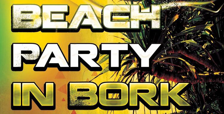 Beachparty Bork